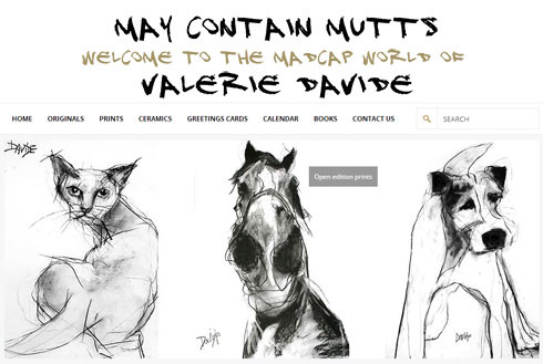 Valerie David online shop