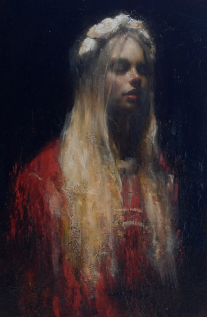 Mark Demsteader - Ophelia-Study-I