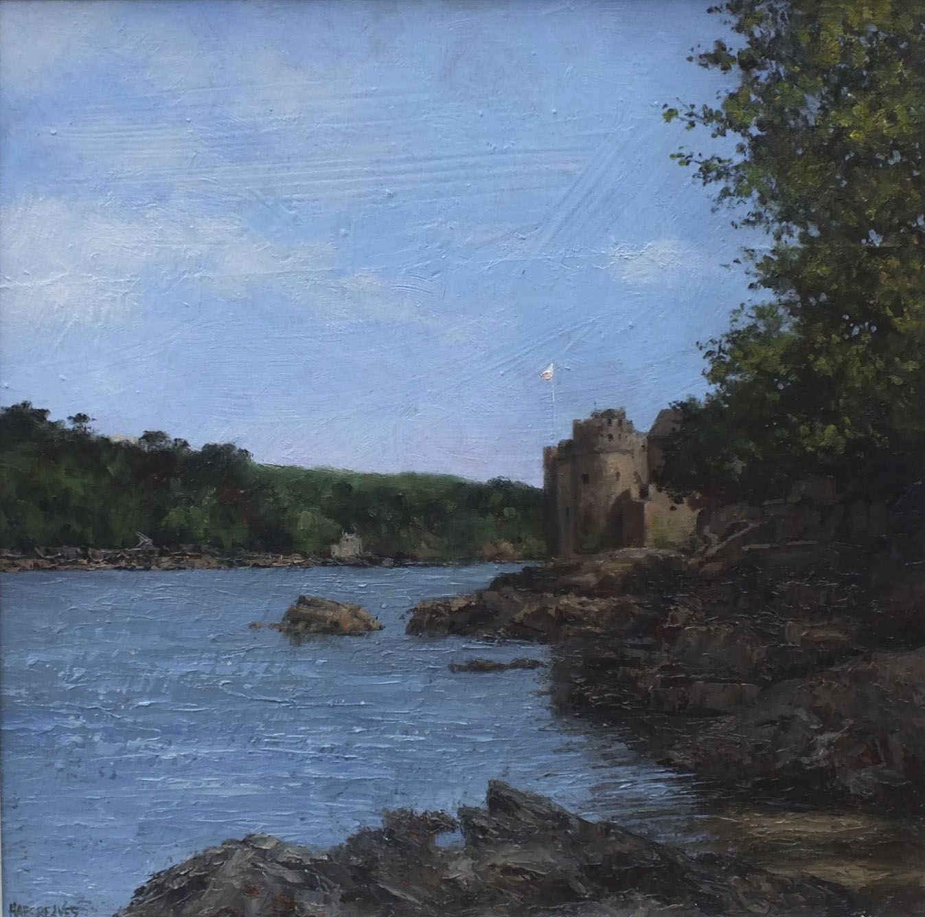Ian Hargreaves - Dartmouth-Castle