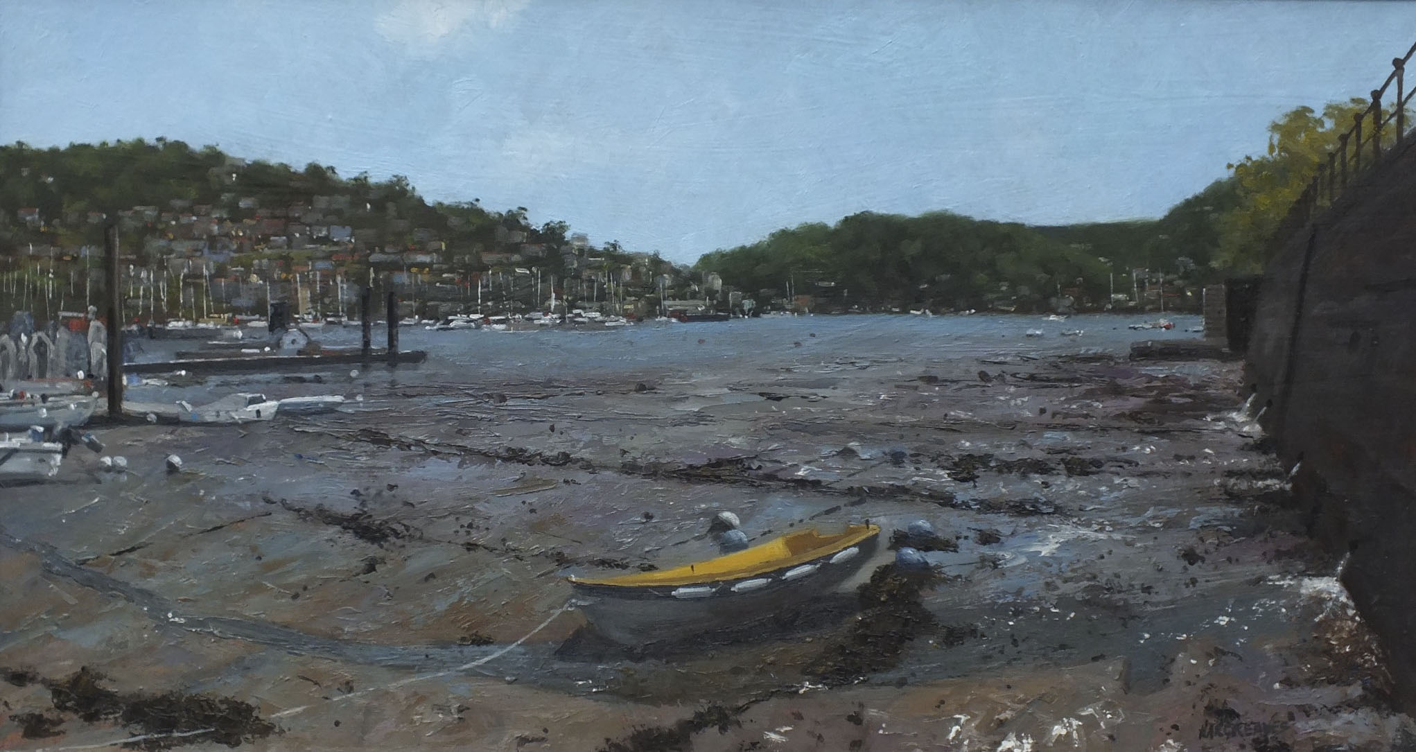 Ian Hargreaves - Low-Tide-Dartmouth