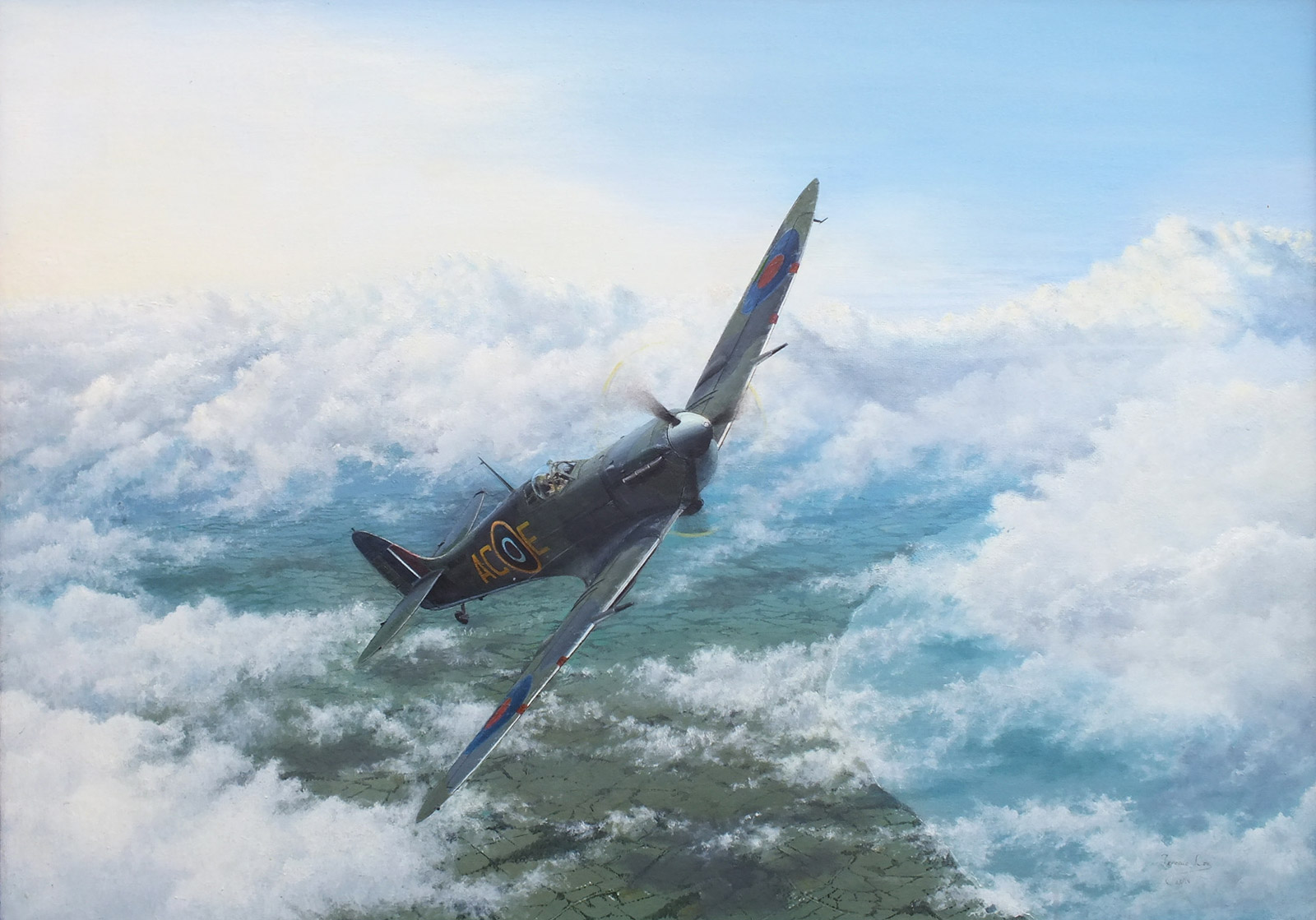 Terence Lee - Seafire