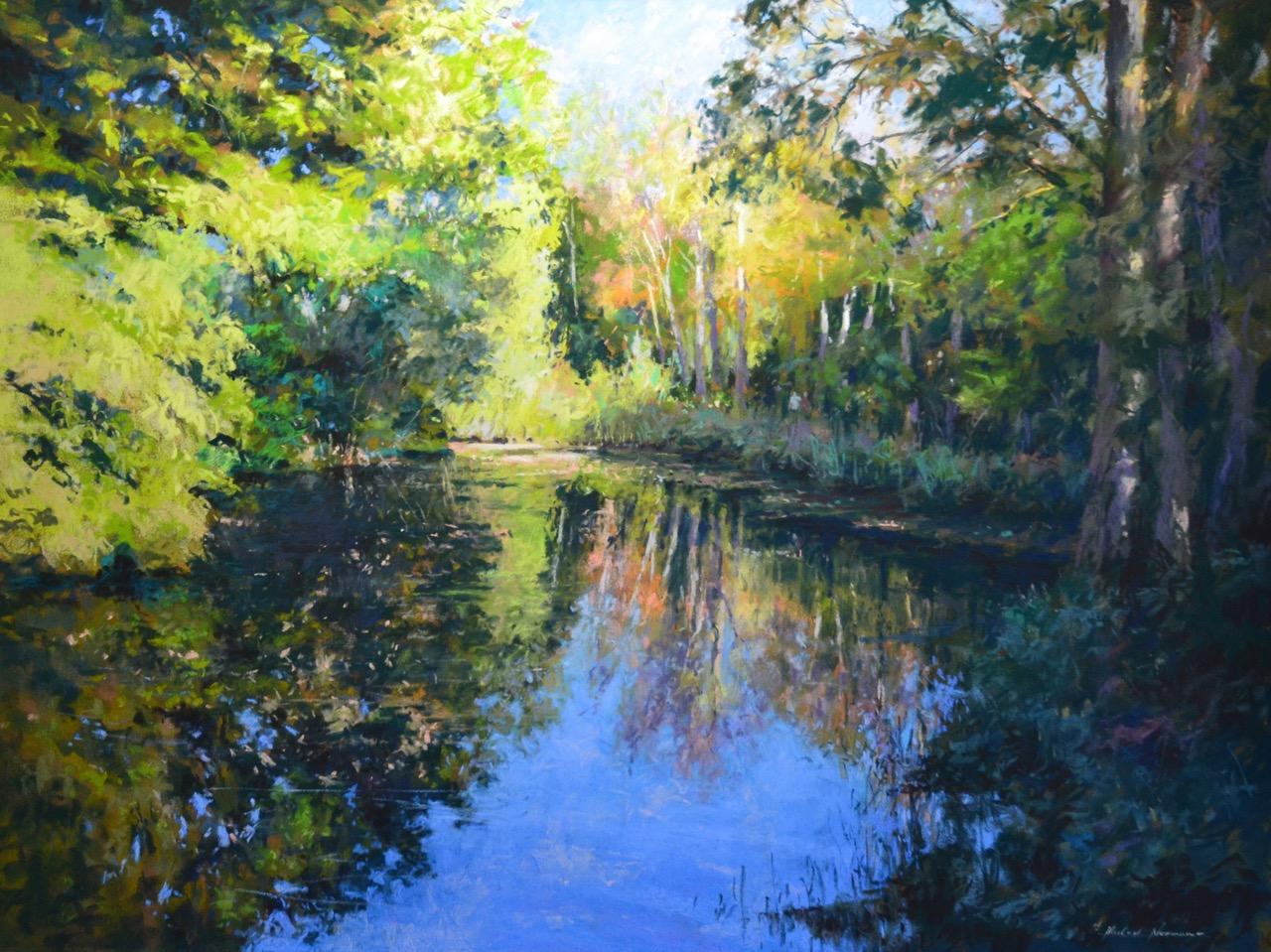 Michael Norman - Lake at Stover Park