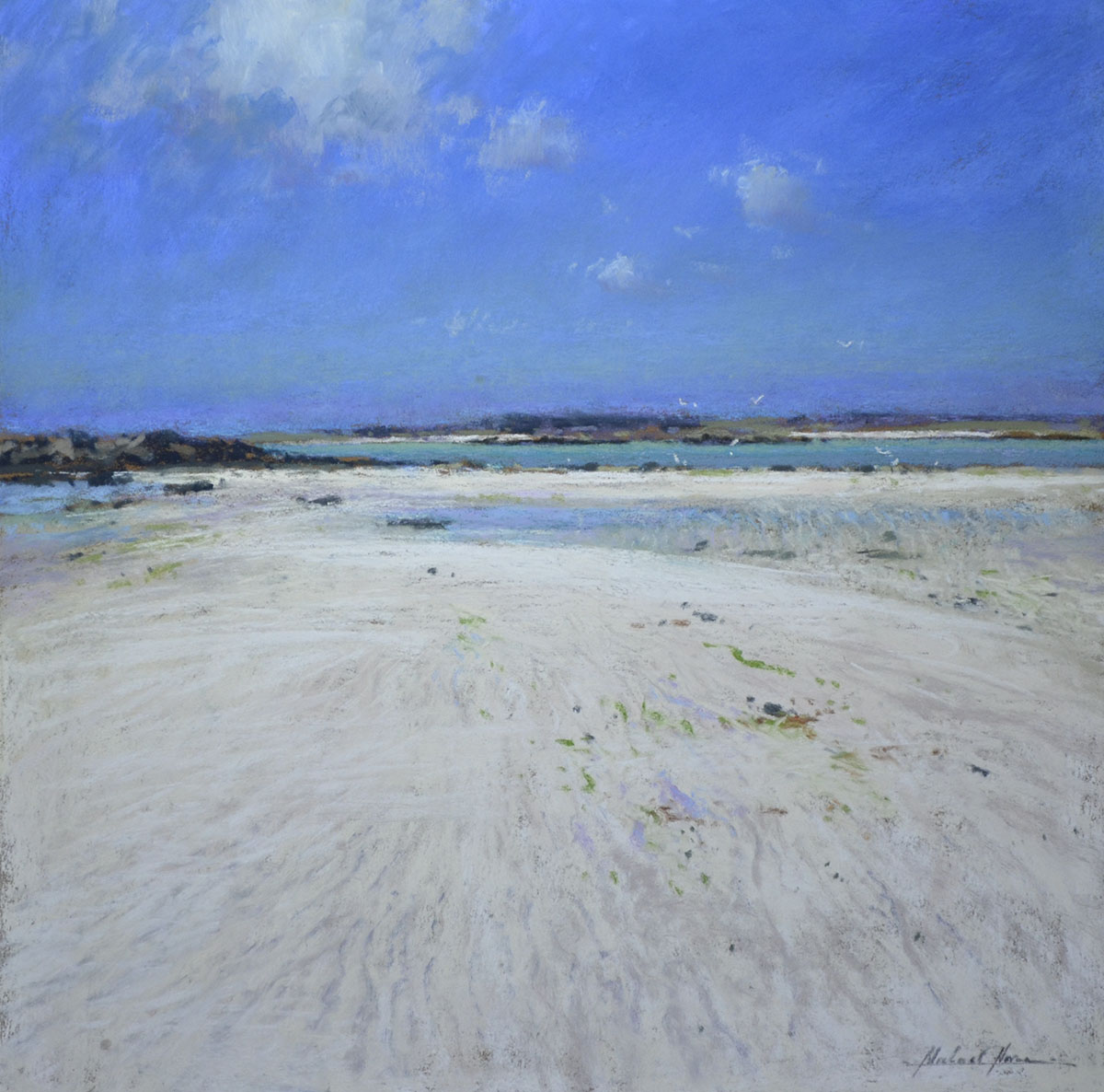 Michael Norman - The Sands of Scilly