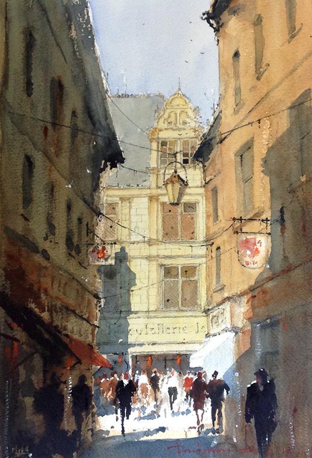 David Norman - Sun-and-Shade-Perpignan