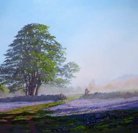 Keith Stott Morning Mist, Emsworthy