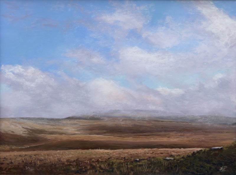 Keith Stott Cosdon Tor, Early Morning