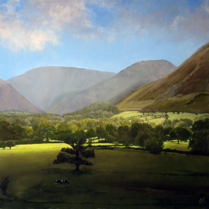 Keith Stott Evening - The Loweswater Fells